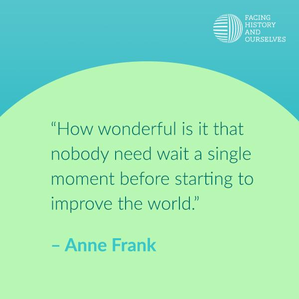 mashup_anne frank_improve the world_12-9-14