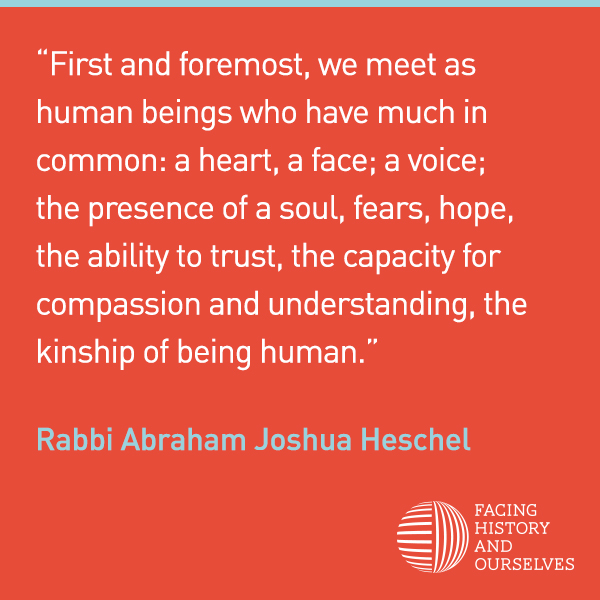 Rabbi Abraham Joshua Heschel_12-3-14
