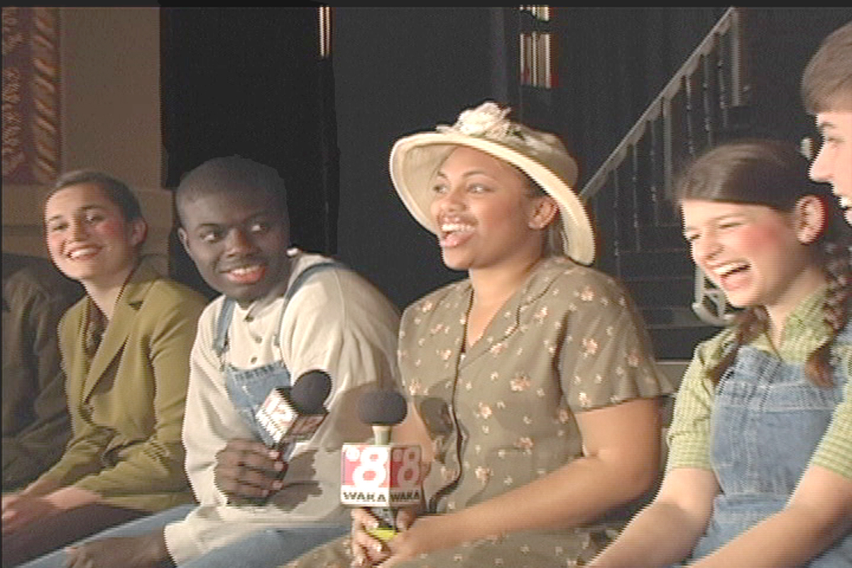 """The high school cast members of the """"To Kill a Mockingbird"""" production discuss their experiences coming together across racial and geographic lines."""