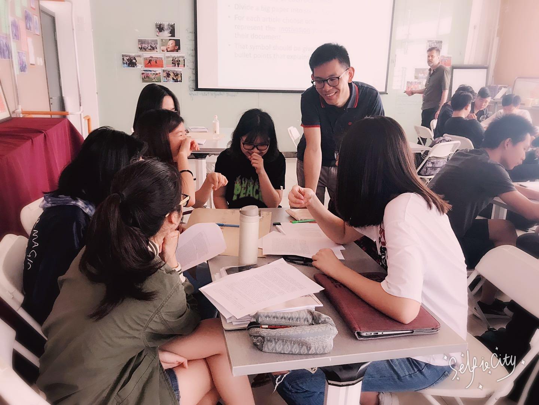 Facing History in China Q&A Blog Post