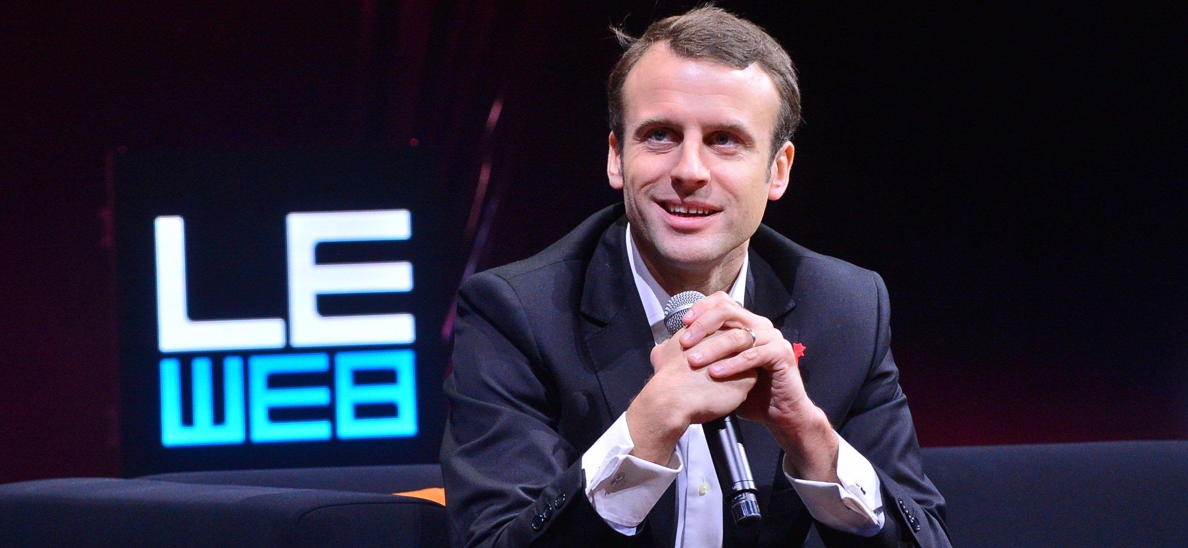 Emmanuel Macron France Election