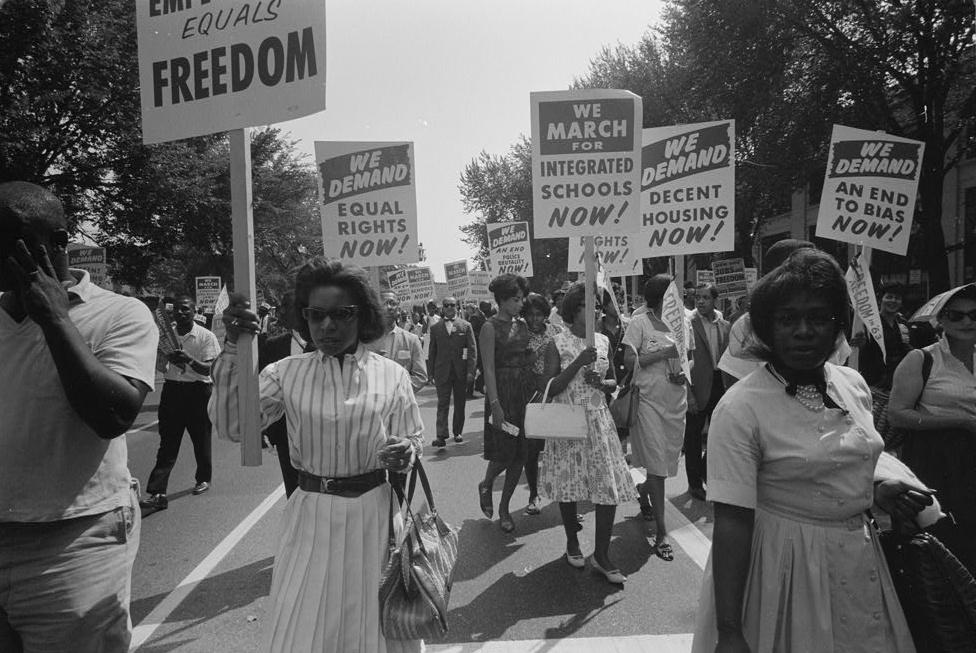 Civil Rights Activism