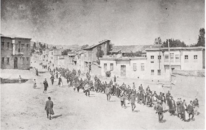 images of genocide in the classroom armenia