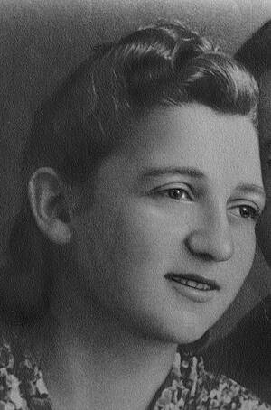 Sonia Orbuch Jewish Partisans Facing History