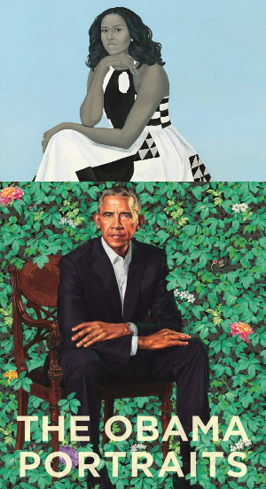 Obama Portraits Vertical