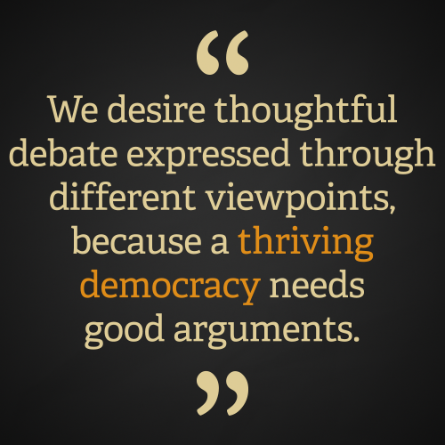 Pull Quote Good Arguments 1