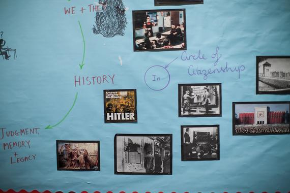 Holocaust and Human Behavior in Today's World