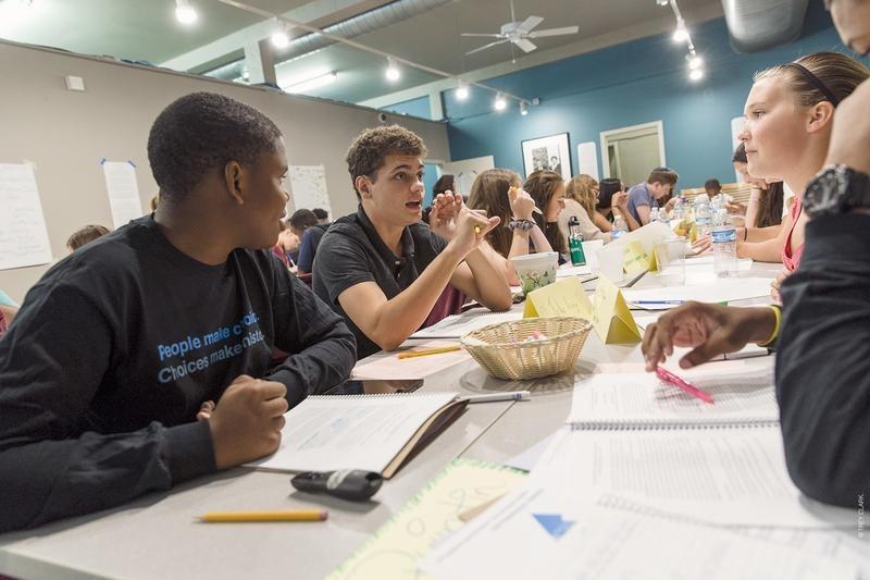 build classroom community election