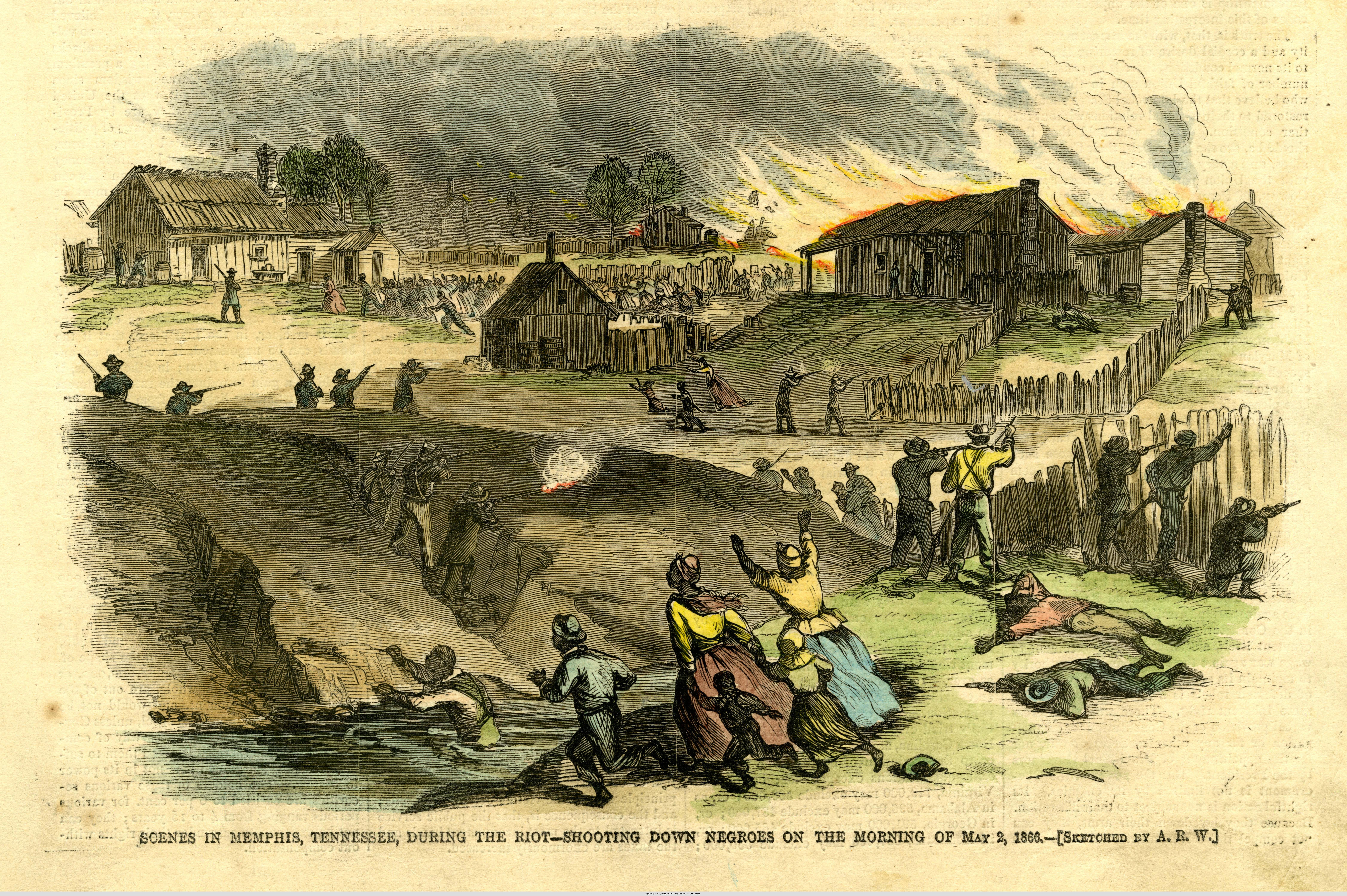 Reconstruction Understanding Today's Racial Tensions