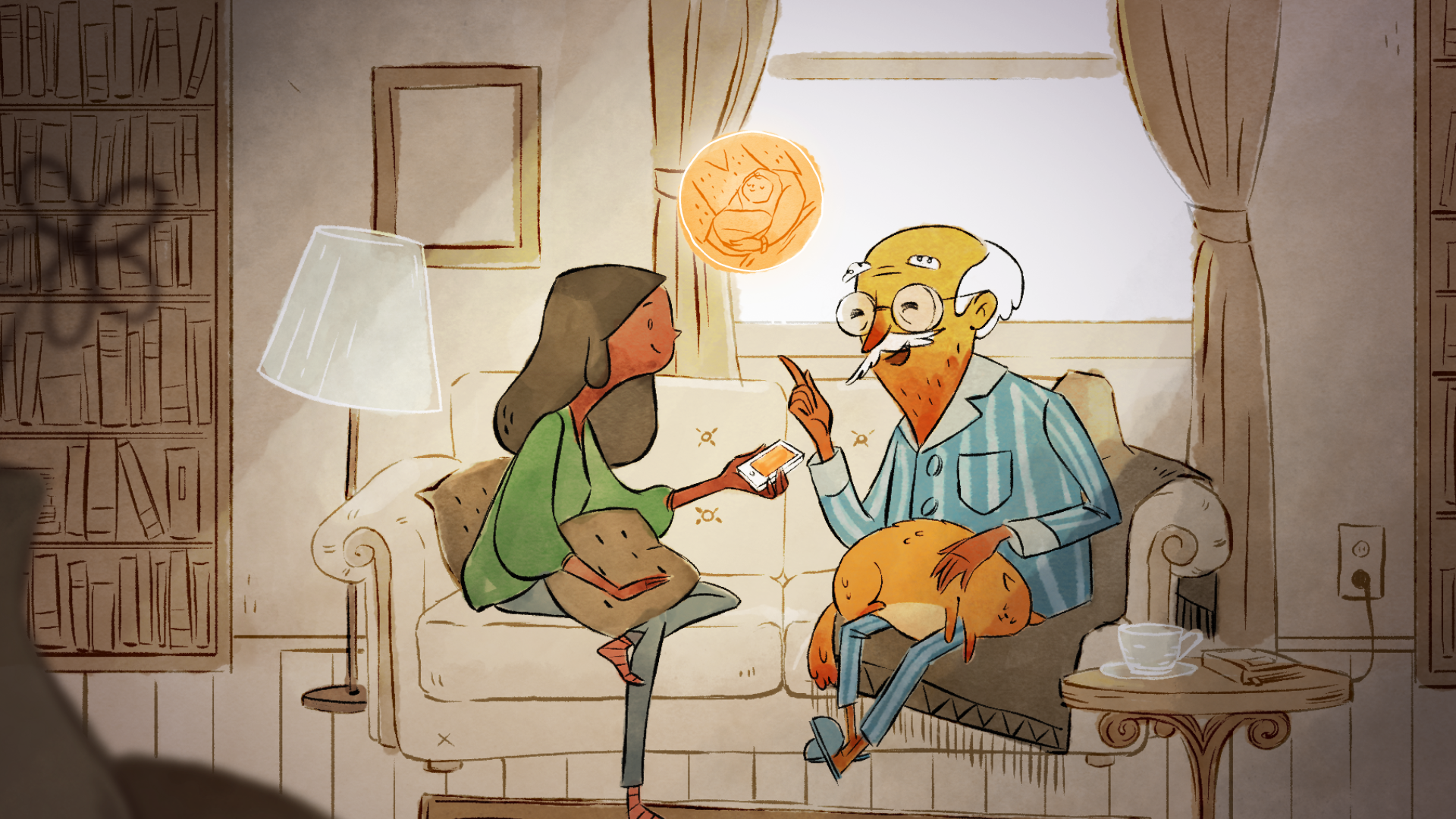 StoryCorps The Great Thanksgiving Listen