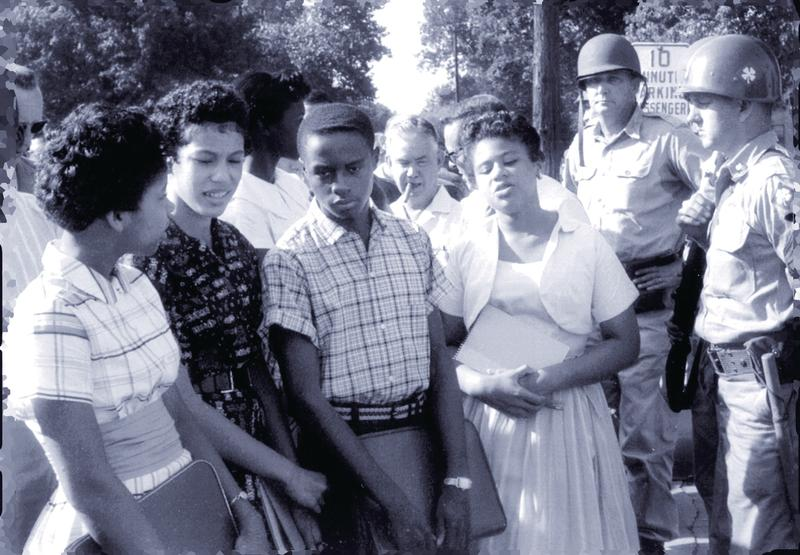 LIttle Rock Nine by Counts  with color_6675034857_o.jpg