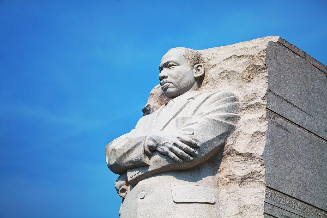 Martin Luther King, Jr. Memorial in Washington, D.C.