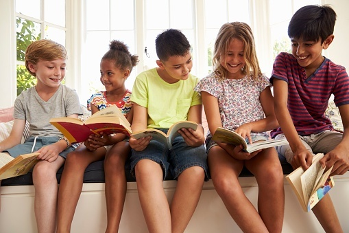 Kids Reading - Democracy Book List-5